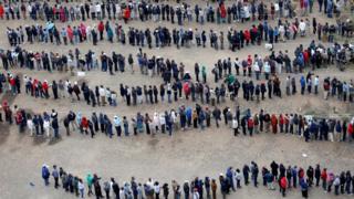 voting queues