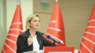 CHP Sözcüsü Selin Sayek Böke