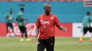 Le technicien ghanéen agé de 56 ans avait déjà dirigé la sélection nationale de 2012 à 2014.