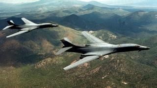 Бомбардировщики Б-1