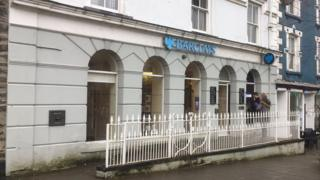 Barclays in Machynlleth