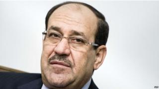 Nouri Maliki - June 2014