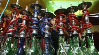 Shisha pipes
