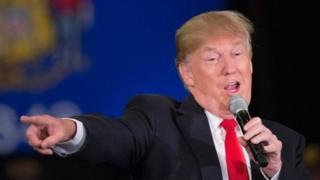 Donald Trump kutambua Jerusalem kama mji mkuu wa Israel