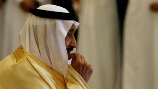 Saudiya podshohi
