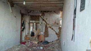 ईरान-इराक़ भूकंप