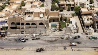 Ofishin diflomasiyyar Jordan a Iraqi