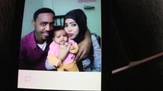 La familia de Muaz Ayimo