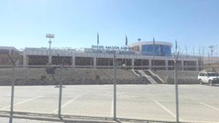 فرودگاه بامیان