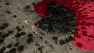 the pentagon animation showing the events of the attack
