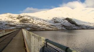 Scottish Hydro Cruachan