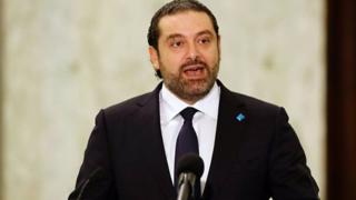 Mr Saad al-Hariri