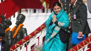 राष्ट्रपति विद्या देवी भण्डारी