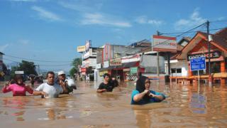bandung, banjir