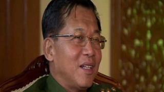 Jeneraal Min Aung Hlaing