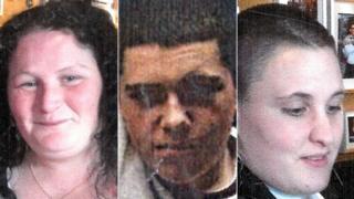 Joanne Marie Semple, Stephen Fitzgerald and Kelly Taylor-Hackett
