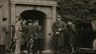 Charles De Gaulle at Ribbesford House