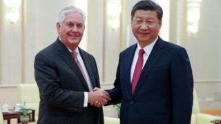 अमेरिका उत्तर कोरियाच्या थेट संपर्कात असल्याचं अमेरिकेचे परराष्ट्र मंत्री रेक्स टिलरसन यांनी म्हटलं आहे.