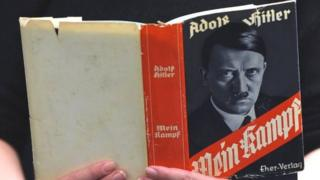 納粹時期的《我的奮鬥》版本