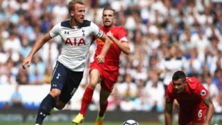Mechi kati ya Liverpool dhidi ya Tottenham