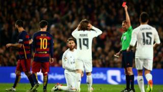 Un classico de la saison 2015-2016, entre le FC Barcelone et le Real Madrid, le 2 avril 2016, à Barcelone