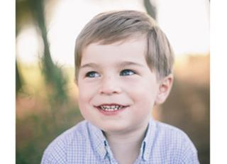 This image, provided by friends of the family, shows 5-year-old Charlie Holt.