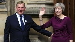 Kris Hopkins, a new junior minister at the NIO, supported the successful candidate Theresa May during the recent Conservative leadership contest
