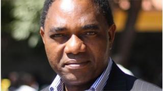 Da ma dai Hichilema na fuskantar tuhume-tuhume a kan tunzura jama'a su yi bore tun a watan Oktoban bara