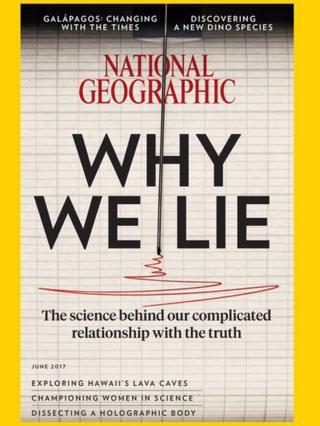 Portada de junio de National Geographic