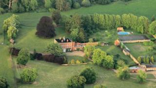 Fordham Abbey Estate