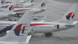 самолеты Malaysia airlines