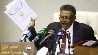 Bakri Hassan Saleh ameteuliwa waziri mkuu