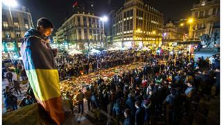 Жалоба після терактів у Брюсселі