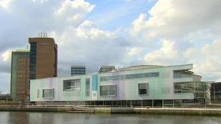 Belfast's Waterfront Hall