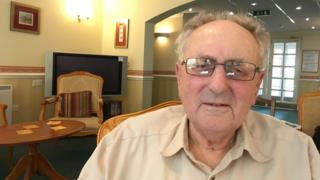 Ken, resident of Burlington Court