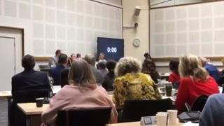 Brighton & Hove budget meeting