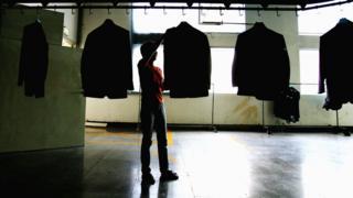 Фабрика одежды в Китае