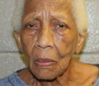 Doris Payne alikamatwa katika duka moja katika eneo la Chamblee mjini Georgia