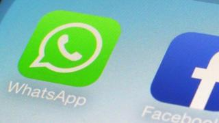 WhatsApp na facebook