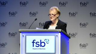 Sandra Dexter, FSB vice-chairman
