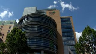 Invest NI's Belfast headquarters