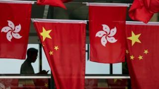 香港在1997年被移交給中國