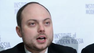 Владимир Кара-Мурза-младший