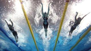 Змагання з плавання на Панамериканських іграх