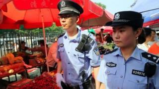Tổ chức Human Rights Watch nói công an TQ yêu cầu dân thường cho máu để lấy mẫu DNA