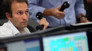 Stock market trader