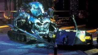 Robot Wars has been axed by the BBC again
