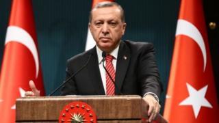 Erdogan amekuwa Rais wa Uturuki tangu mwaka 2014