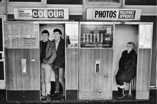Pier Head by Tom Wood, 1979