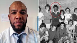 Two images of Khalid Masood